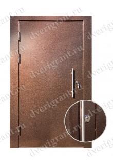 Металлическая дверь - 02-006