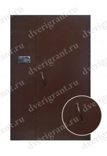 Металлическая дверь - модель - 02-009