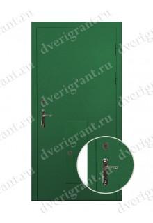 Металлическая дверь для кассовой комнаты - модель 03-001