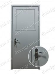 Дверь для кассовой комнаты - модель 03-002
