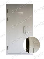 Дверь для оружейной комнаты - модель 04-001