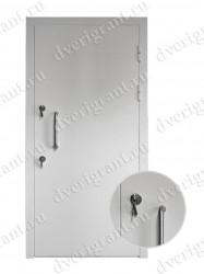 Дверь для оружейной комнаты - модель 04-002