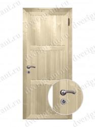 Входная металлическая дверь - модель 06-001
