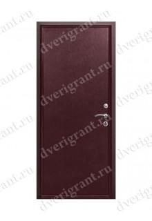 Металлическая дверь - модель - 06-001