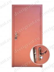 Входная металлическая дверь - 06-002