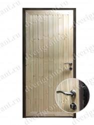 Входная металлическая дверь - 06-003