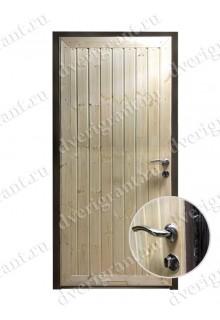 Металлическая дверь - модель - 06-003