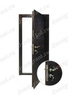 Металлическая дверь - модель - 06-004