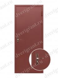 Входная металлическая дверь - 06-005