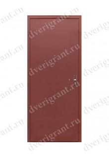 Металлическая дверь - модель - 06-005