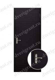 Металлическая дверь - модель - 06-006