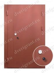 Входная металлическая дверь - 06-007