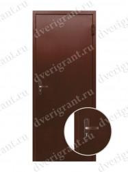 Входная металлическая дверь - 06-008