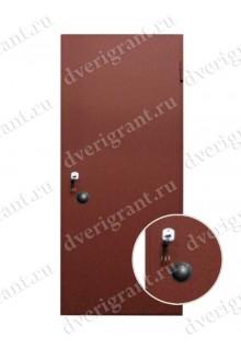 Металлическая дверь - модель - 06-010