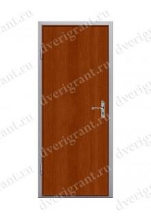 Внутренняя металлическая дверь - модель - 09-010