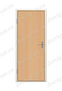 Внутренняя металлическая дверь - модель - 09-011