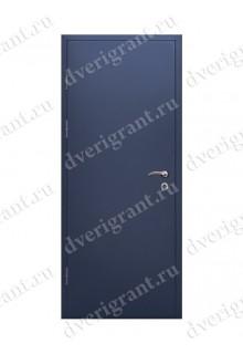 Внутренняя металлическая дверь - модель - 09-012
