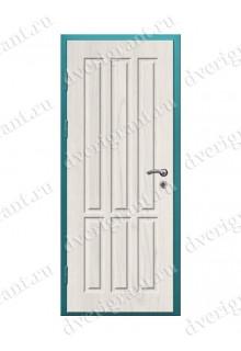 Внутренняя металлическая дверь - модель - 09-013