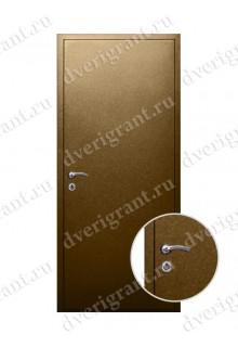 Внутренняя металлическая дверь - модель - 09-014