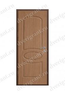 Внутренняя металлическая дверь - модель - 09-015