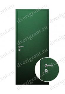 Внутренняя металлическая дверь - модель - 09-017