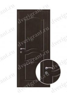Внутренняя металлическая дверь - модель - 09-018