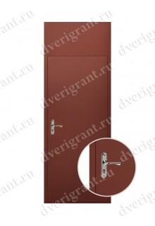 Внутренняя металлическая дверь - модель - 09-019