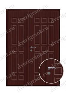 Внутренняя металлическая дверь - модель - 09-021