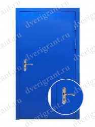Металлическая входная дверь 10-92