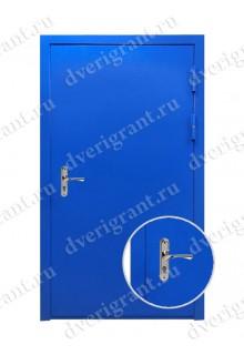 Техническая металлическая дверь 10-92
