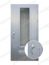 Металлическая входная дверь 10-93