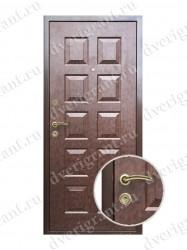 Металлическая входная дверь 10-94