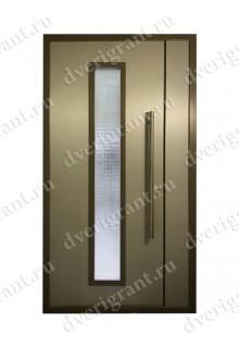 Металлическая входная дверь 10-95