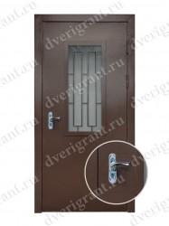 Металлическая входная дверь 10-99