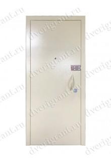 Входная металлическая дверь эконом класса - 21-22