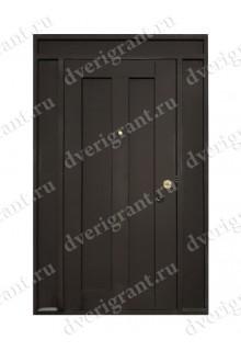 Металлическая дверь для подъезда 11-10