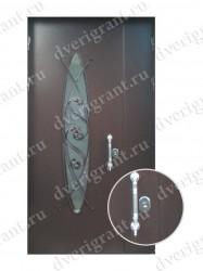 Металлическая дверь - 12-001