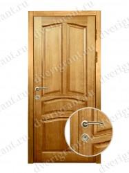 Металлическая дверь - 12-002