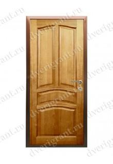 Металлическая дверь - модель - 12-002