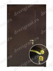 Металлическая дверь - 12-004