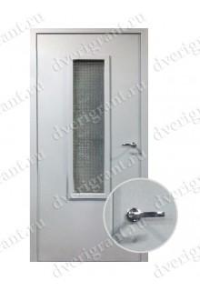 Металлическая дверь - модель - 12-005