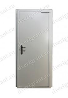 Металлическая дверь - модель - 12-006