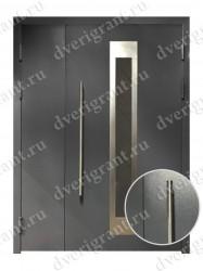 Металлическая дверь - 12-009