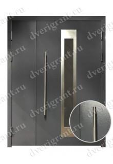 Металлическая дверь - модель - 12-009