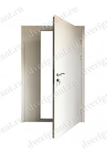 Металлическая дверь - модель - 12-012