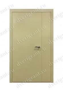 Металлическая дверь - модель - 12-015