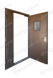 Металлическая дверь - модель - 12-020