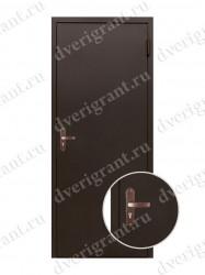 """Дверь """"хлопушка"""" - модель 13-002"""