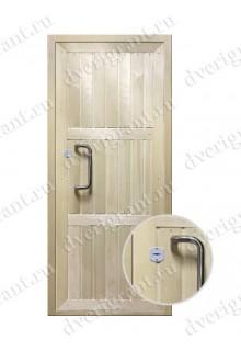 Металлическая дверь - модель - 18-001