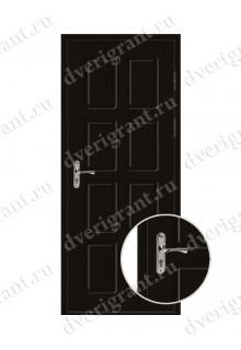 Металлическая дверь - модель - 18-005